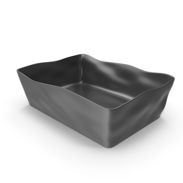 Marin Dark Grey 12x8 Baking Dish PNG & PSD Images