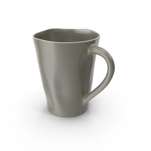 Marin Grey Mug PNG & PSD Images