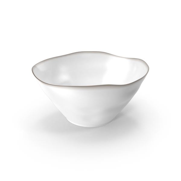 Marin White Bowl PNG & PSD Images