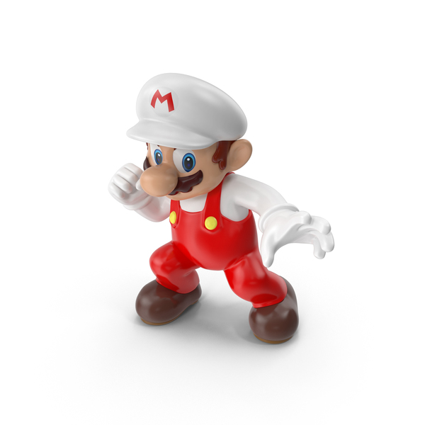 Game Character: Mario PNG & PSD Images