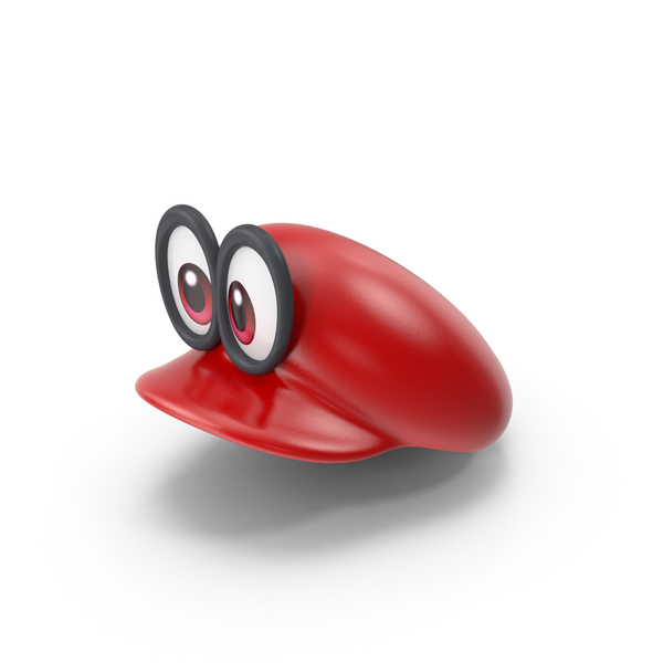 Mario Odyssey Hat PNG & PSD Images