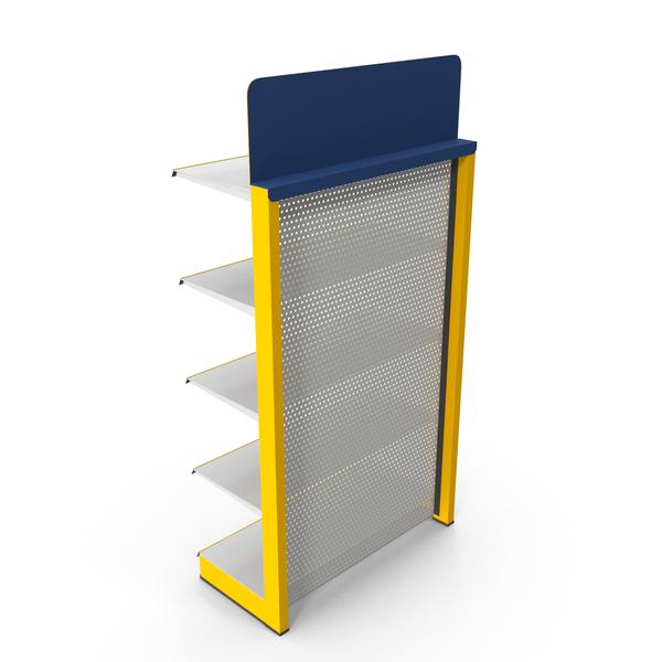 Tool Rack: Market's Shelf PNG & PSD Images