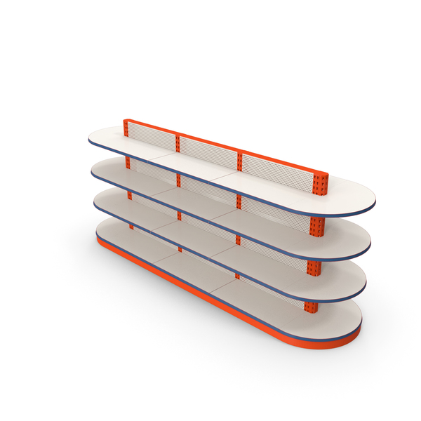 Market Shelf PNG & PSD Images