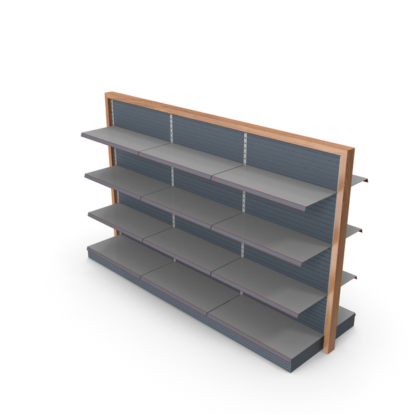 Markets Shelf PNG & PSD Images