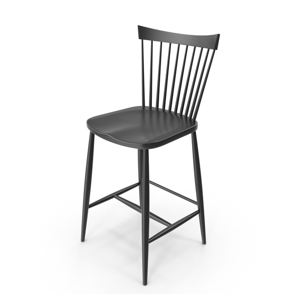 Marlow Bar Stool PNG & PSD Images