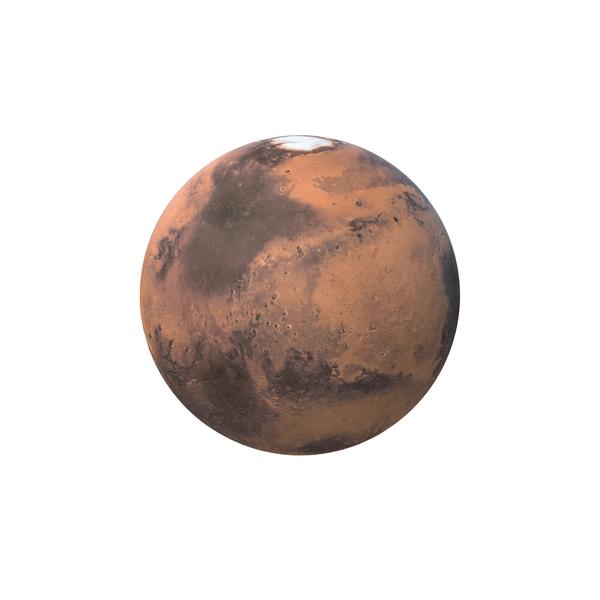 Mars Planet PNG & PSD Images