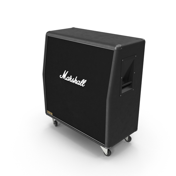 Guitar Amplifier: Marshall Amp Speaker PNG & PSD Images