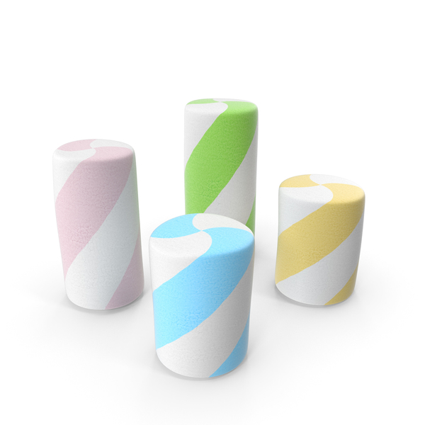 Marshmallow PNG & PSD Images