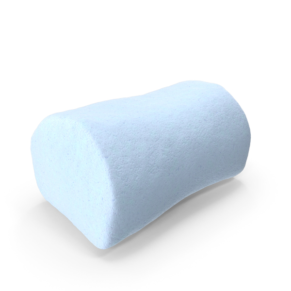Marshmallow blue PNG & PSD Images