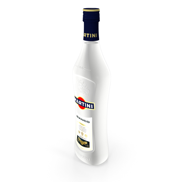 Martini Bianco Glass PNG & PSD Images
