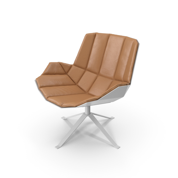 Martini Chair by Mueller - Brown PNG & PSD Images