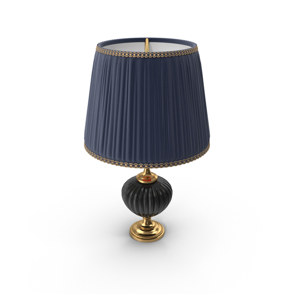 Masiero Luxury Table Lamp PNG & PSD Images