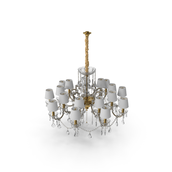 Masiero Ottocento VE 975 Chandelier PNG & PSD Images