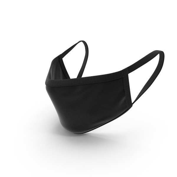 Mask Black PNG & PSD Images