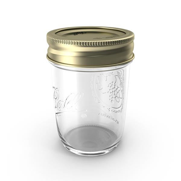 Mason Jar Set PNG & PSD Images
