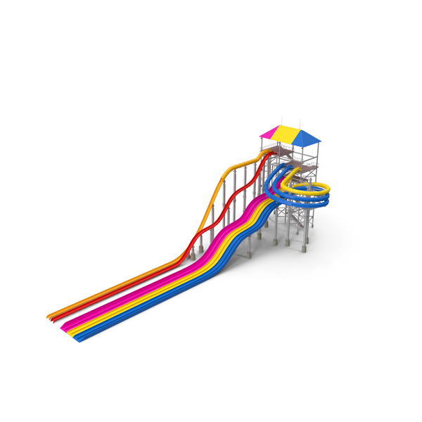 Mat Racer Water Slide PNG & PSD Images