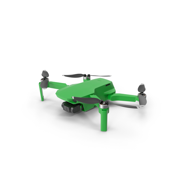 Mavic Mini Green PNG & PSD Images