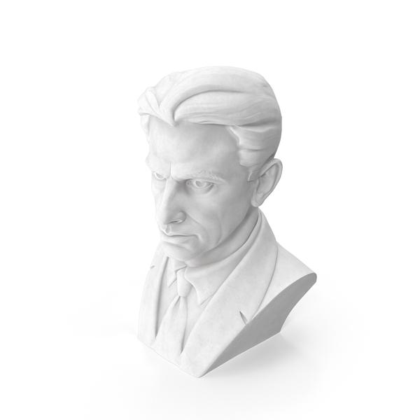 Mayakovsky Bust PNG & PSD Images