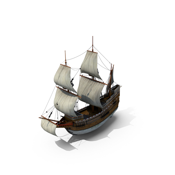 Mayflower PNG & PSD Images