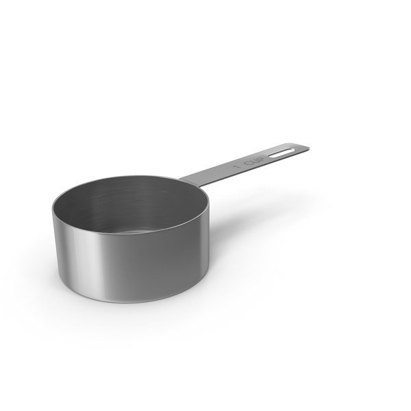 Measuring Cup Steel PNG & PSD Images