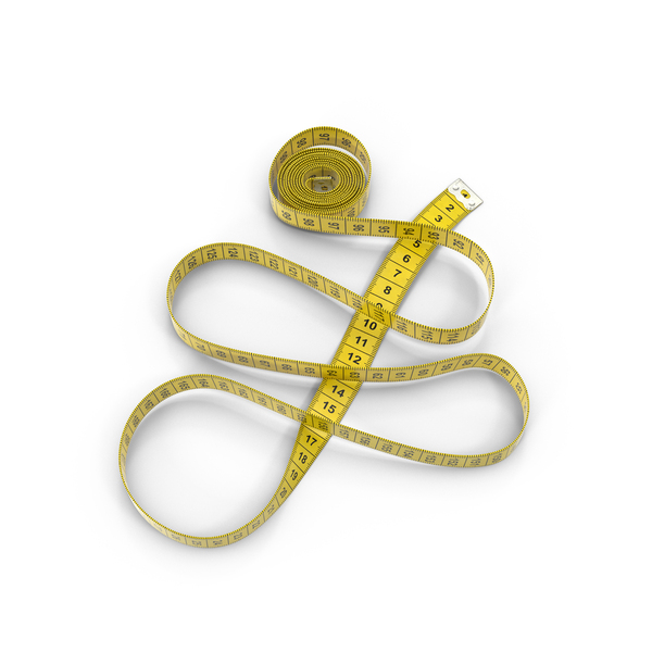 Tailor: Measuring Tape PNG & PSD Images