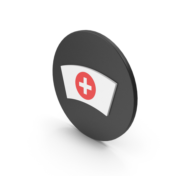 First Aid Kit: Med Icon Black PNG & PSD Images