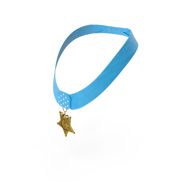 Medallion Trophy: Medal of Honor Navy PNG & PSD Images