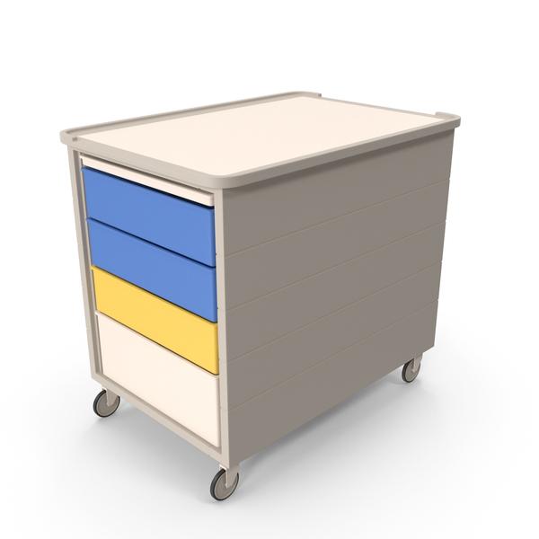 Medical Cart PNG & PSD Images