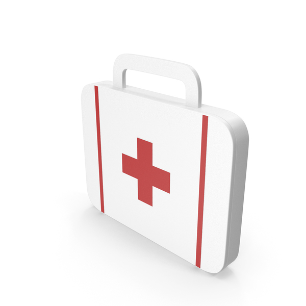 First Aid Kit: Medical Case PNG & PSD Images
