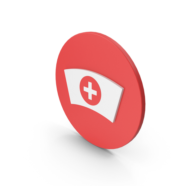 Medical Nurse Hat Icon PNG & PSD Images