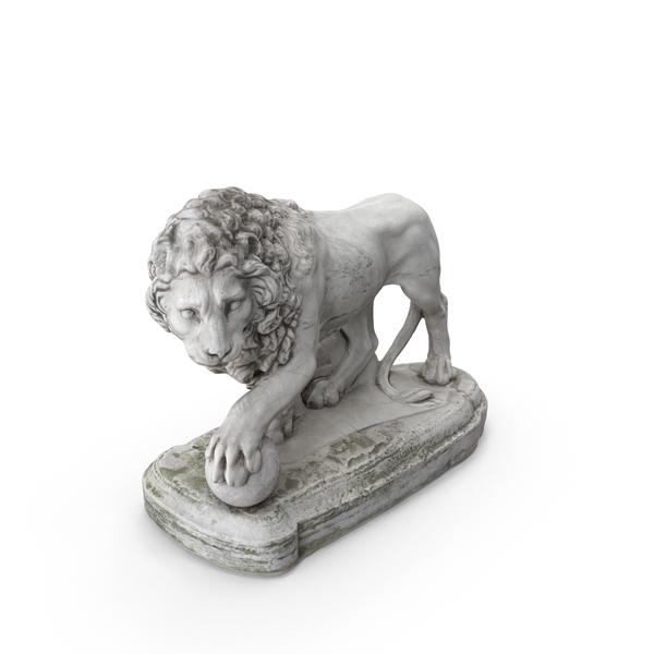Medici Lion Left PNG & PSD Images