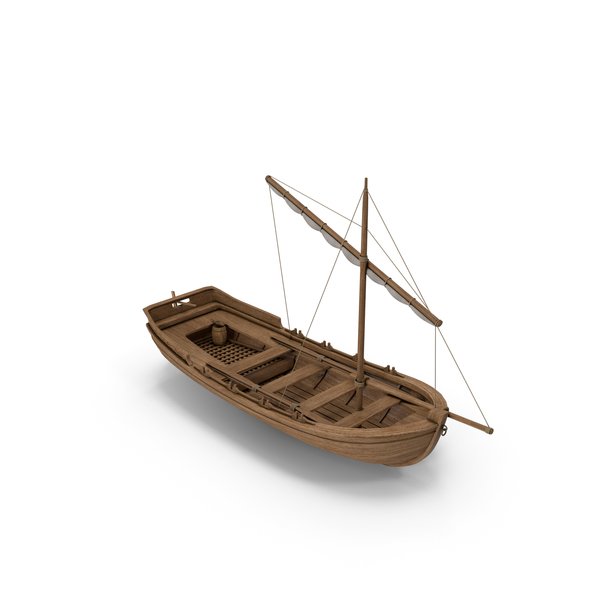 Medieval Lifeboat PNG & PSD Images