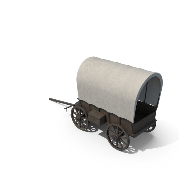 Medieval Wagon PNG & PSD Images