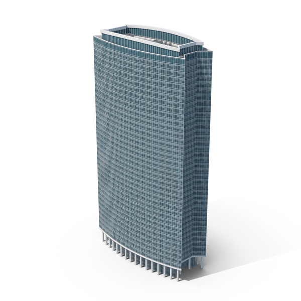 Medium Height Skyscraper PNG & PSD Images