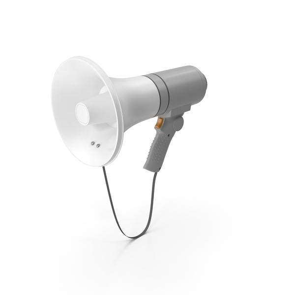 Megaphone PNG & PSD Images