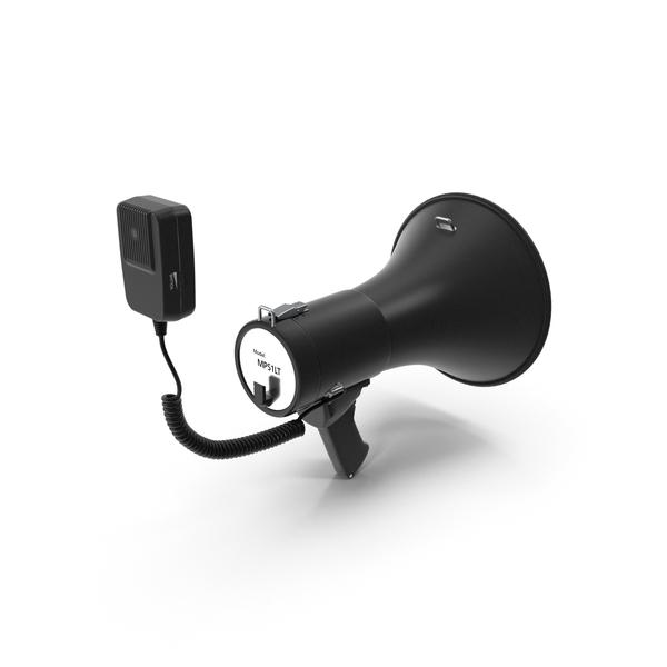 Megaphone Handheld Loudspeaker PNG & PSD Images