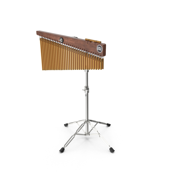 Meinl CH66HF Chimes Percussion Instrument With Stand PNG & PSD Images