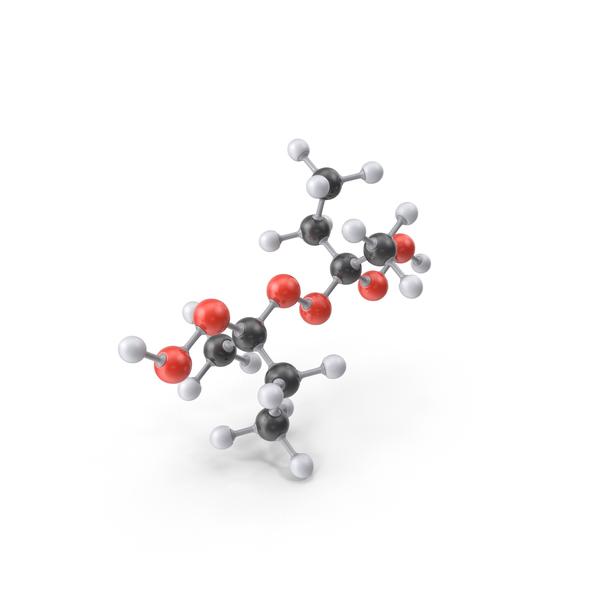 MEKP Molecule PNG & PSD Images