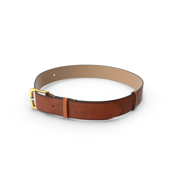 Men Belt For Jeans Grain Cow Leather PNG & PSD Images