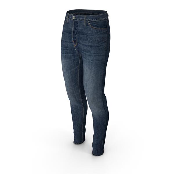 Men Jeans PNG & PSD Images