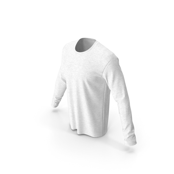 Men Round Neck Sweatshirt PNG & PSD Images