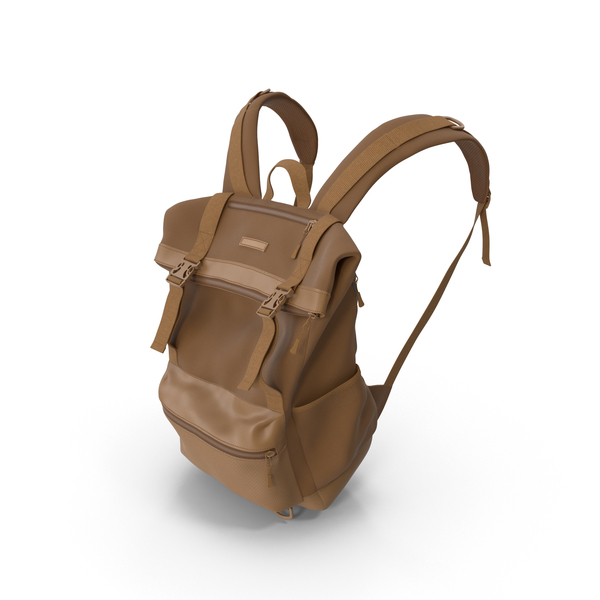 Men's Backpack PNG & PSD Images