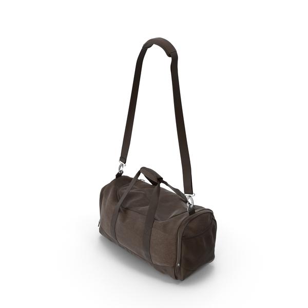 Men's Bag Brown PNG & PSD Images