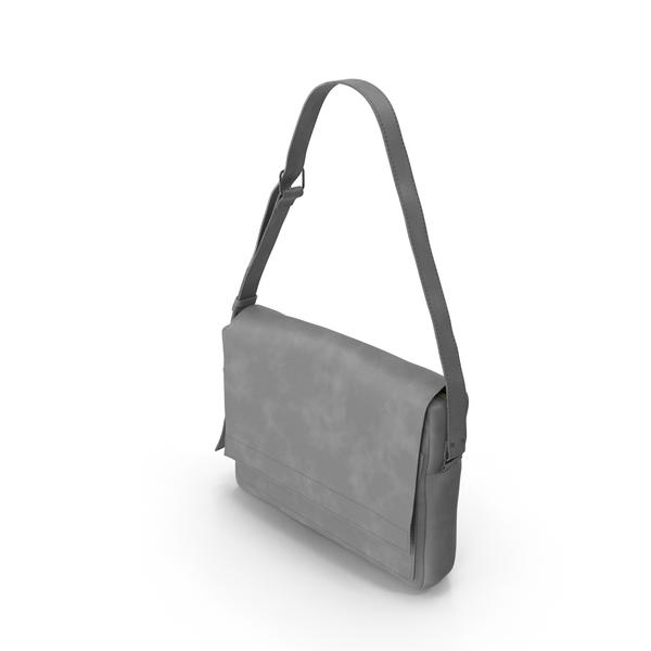 Men's Bag Gray PNG & PSD Images