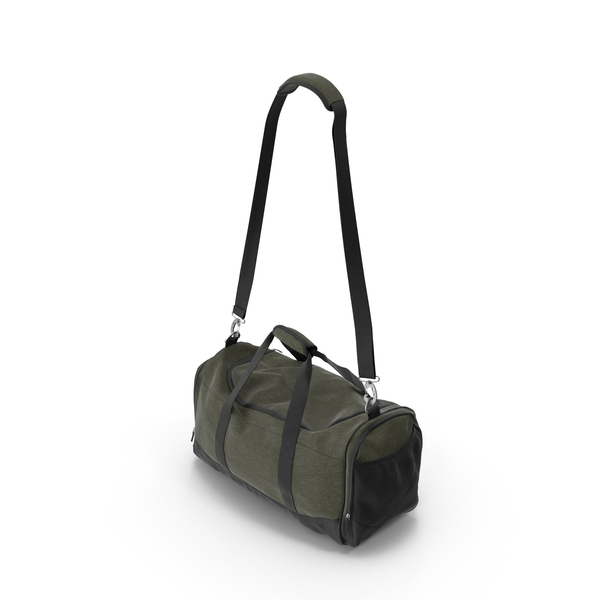 Men's Bag Green PNG & PSD Images
