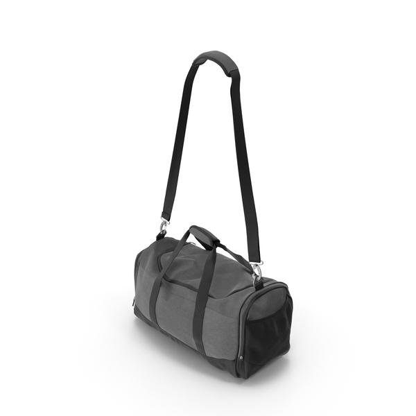 Men's Bag Grey PNG & PSD Images