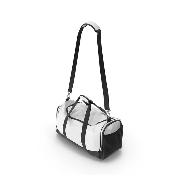Luggage: Men's Bag White PNG & PSD Images