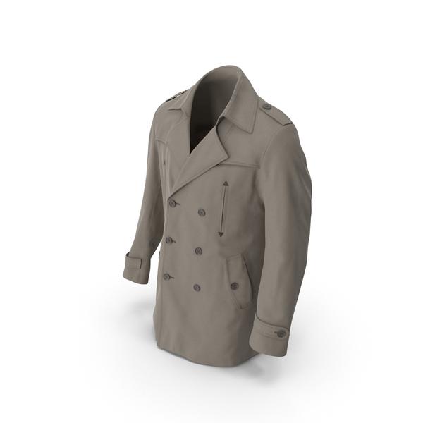 Men's Coat PNG & PSD Images