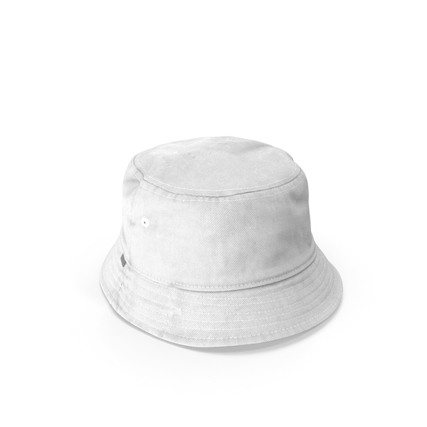 Men's Hat White PNG & PSD Images