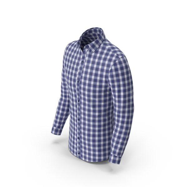 Men's Long Sleeve Shirt PNG & PSD Images